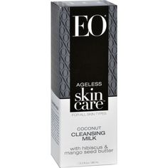 Eo Products Coconut Cleansing Milk - Ageless - 3.3 Oz