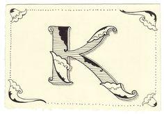 Really been enjoying the Hand Written Letters by Mary Kate McDevitt @MaryKateMcD