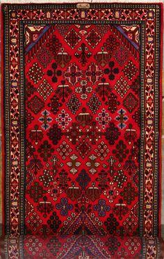 Maymeh Persian Rug, Buy Handmade Maymeh Persian Rug 4 3 x 13 5, Authentic Persian Rug $2,450.00