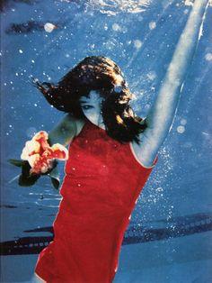 Björk photographed by Kate Garner,1995-3