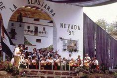 El Festival de Música Tradicional de la Alpujarra, -