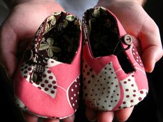 2nd shoes for harper by yahaira, via Flickr