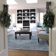 migonis home christmas home tour part two featuring rugs usas beaumont medallion vi03