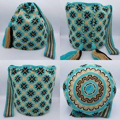 34 отметок «Нравится», 1 комментариев — Wela DD. (@wela.wayuu) в Instagram: «❤️ Wayuu bag Single thread size L รุ่นด้ายเดี่ยว ไซส์ L เส้นผ่าศูนย์กลางก้นกระเป๋า 25…»