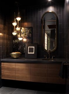 26 Awesome Apartment Bathroom Ideas for Men