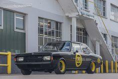 Opels schwarze Witwe - ein ganz besonderer Rekord C © Daniel Reinhard #Opel #SchwarzeWitwe #RekordC #OpelRekordC #blackwidow #zwischengas #classiccar #classiccars #oldtimer #oldtimers #auto #car #cars #vintage #retro #classic #fahrzeug