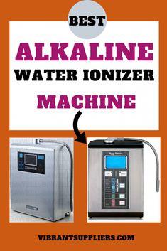 Find out best Alkaline water machine 2020 (water ionizers) What Is Alkaline Water, Alkaline Water Machine, Alkaline Water Benefits, Alkaline Water Filter, Ionised Water, Filtered Water Bottle, Alkaline Water Ionizer, Countertop Water Filter, Carbon Water Filter