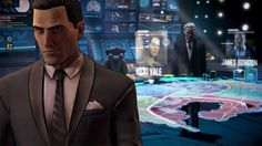 «Batman – The Telltale Series»: Dieser Mann steckt hinter der Fledermaus   Blick