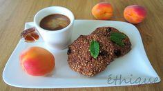 Ethique: Sezamové sušenky s meruňkami