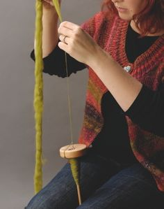 Spinning with a Drop Spindle – part two - The Knitter