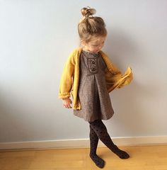 Hand knitted clothing perfect for autumn