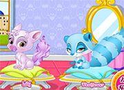 Baby Barbie Disney Palace Pets
