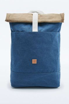 Ucon Acrobatics Hajo Navy and Sand Backpack