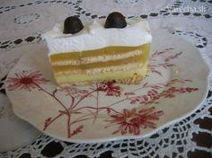 Sušienkový zákusok - recept   Varecha.sk Cheesecake, Desserts, Food, Tailgate Desserts, Deserts, Cheesecakes, Essen, Postres, Meals
