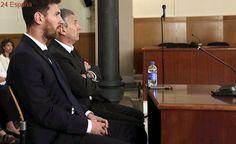 El Supremo confirma la condena de 21 meses de cárcel a Messi por delito fiscal
