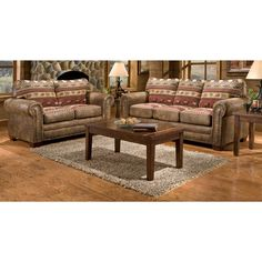 American Furniture Classics Sierra Lodge Sofa - Living with regard to American Furniture Classics 30354 Lodge Furniture, At Home Furniture Store, Sofa Furniture, American Sofa, Big Sofas, Couches, Sofa Manufacturers, Wallpaper Furniture, Outdoor Furniture Covers