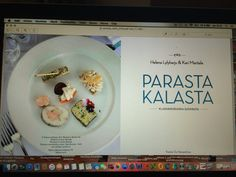 Our new Cook book about Finnish Fish