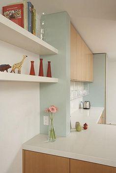 Cozinha pequena | Candy colors
