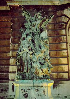 Sculpture in the Buda castle / Budapest Spain And Portugal, Portugal Travel, My House In Budapest, Capital Of Hungary, Baltic Region, European Travel, European Vacation, Buda Castle, Austro Hungarian