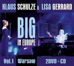 Artist: Klaus Schulze & Lisa GerrardAlbum: Big In Europe Vol.1 (Warsaw)Country: Germany / AustraliaStyle: Ambient / ElectronicQuality: 320 kbpsSize: 141 mbFacebook |