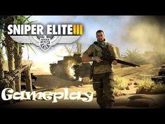 (Gameplay) ★ Sniper Elite 3 La Mort tombe du ciel ! ★ (FR) (HD)