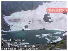 Lake of Roopkund