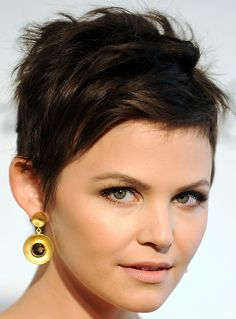 She looks great with a pixie!  I want to dare myself to do this, but DH may disagree!