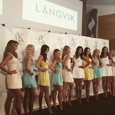 Miss Finland 2015 finalists at Långvik Instagram photo by @langvikhotel (LÅNGVIK) | Iconosquare