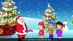 French Christmas videos list for your French classroom. Videos help improve your students' listening comprehension skills and they're fun, too! French Christmas Songs, Christmas Songs For Kids, Christmas Dance, Christmas Words, Christmas Activities, Christmas Videos, French Teaching Resources, Teaching French, French Practice
