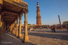 Qutub Minar India, Goa India, Indie, Indian