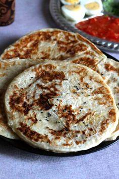 Malawach - Traditional Yemenite Recipe | 196 flavors