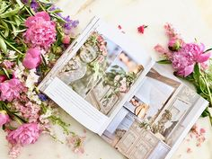 French country cottage style is well defined in this beautiful book. Exquisitely captured life in a California cottage that has a decidedly French feel! My French Country Home, French Cottage, Cottage Style, Country Living, French Decor, French Country Decorating, Coffee Table Styling, Romantic Cottage, Beauty Book