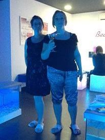 Beauty Party de l'ANNA  a LTDR REUS.