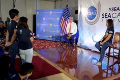 Kerry to Filipino youth: Lead ocean conservation efforts