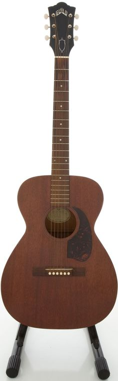 The Legendary Guild M-20 Guitar.