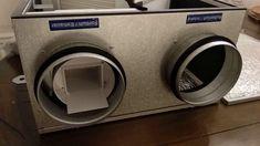 BLAUBERG KOMFORT Ultra D105 (rekuperační jednotka) Washing Machine, Washer