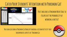 Lure Your Students Into Learning with Pokemon Go! - BADGE YOUR CLASSROOM
