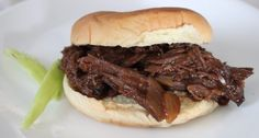 If you are looking for a great bbq pulled venison recipe, then check this one out. Add in a little root beer to the mix and you will be eating like a king.