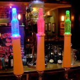 Beer Bottle Handmade LED Beer Tap Handle