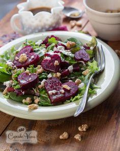Creamy Beets Salad