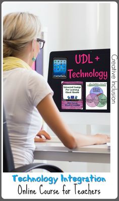 Amazing online course for teachers who are trying to implement new technology in their classrooms. Great connections to Universal Design for Learning and many tutorials on how to make technology meaningful - teaching with technology is so much more than a Educational Technology, New Technology, 21st Century Learning, Mobile Learning, Blended Learning, Skills To Learn, Teacher Favorite Things, Teaching, Tutorials