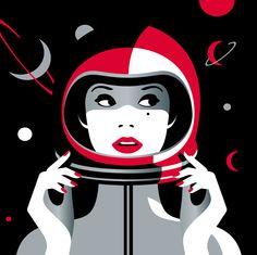 Sephora, la chaîne de magasins de vente de parfums, fait une nouvelle fois confiance au talent de Malika Favre. En Juin 2014, l'illustratrice française...