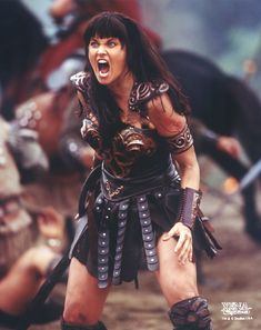 What Period In History Do You Really Belong in? Xena... she is still my favourite hero