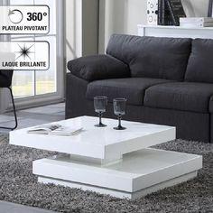 169.99 € ❤ Pour le #Salon - VEGAS #Table basse transformable 75x75cm laqué blanc brillant ➡ https://ad.zanox.com/ppc/?28290640C84663587&ulp=[[http://www.cdiscount.com/maison/meubles-mobilier/vegas-table-basse-transformable-75x75cm-laque-blan/f-117600104-vegasbl.html?refer=zanoxpb&cid=affil&cm_mmc=zanoxpb-_-userid]]