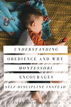 Understanding Obedience and Why Montessori Encourages. Best Picture For montessori books For Your Montessori Baby, Montessori Books, Montessori Education, Montessori Activities, Kids Education, Toddler Activities, Family Activities, Toddler Play, Gentle Parenting
