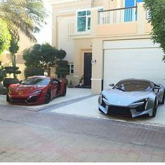 Double Lykan Hypersport/fenyr fenyr by the_real_don_moha Luxury Travel, Luxury Cars, Rich Cars, Lykan Hypersport, Dubai Cars, Koenigsegg, Amazing Cars, First Photo, Car Pictures