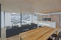 La unión perfecta para una casa en Suiza