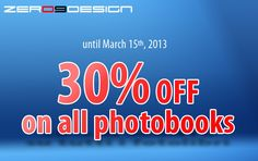 Quality Photobooks for Wedding and Fashion - 30% off on http://www.zeronovedesign.it/index.php