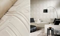 3D Behang ARTE Caisson 61530 - Luxury By Nature
