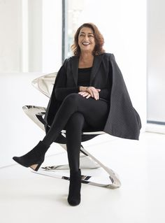 Zaha Hadid awarded the UK Creative Arts' Leading Light Architecture, Lifetime Achievement Award – Zaha Hadid Architects